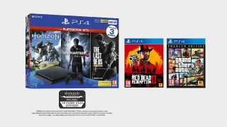 Hurry! This amazing PS4 Slim console deal with 5 games, including Red Dead 2, for £229 is selling fast