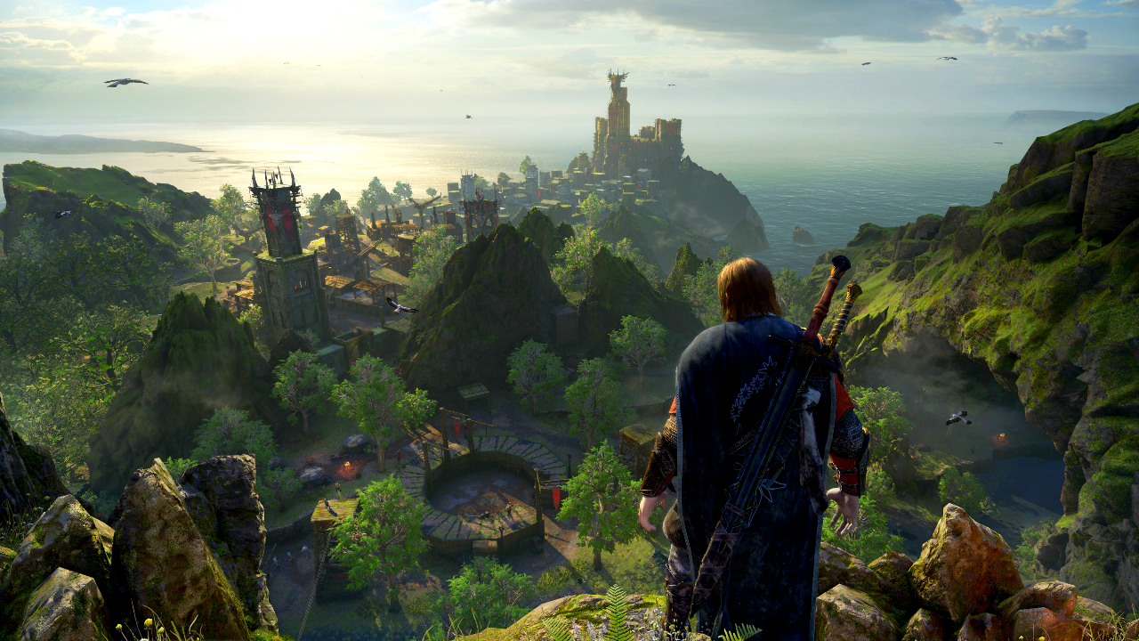 Middle Earth Shadow Of War How To Easily Earn Xp And Level Up