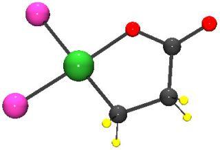 acrylate precursor molecule