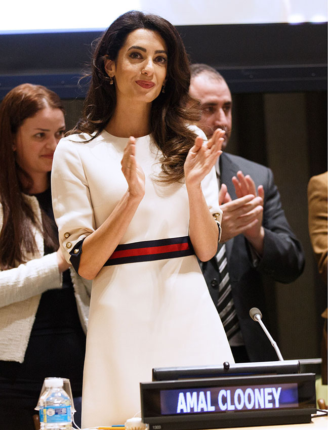 Amal Clooney's Style: Photos That Show How She Dresses To Impress
