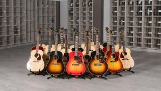 Gibson Gives has donated 24 acoustic guitars to Gallatin High School in Bozeman, Montana