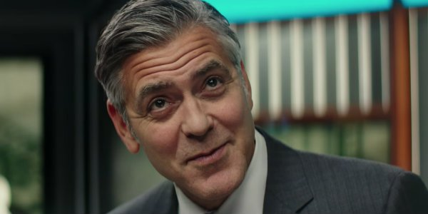 George Clooney Money Monster smirk