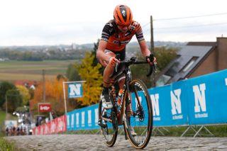 Chantal van den Broek-Blaak won the 2020 Tour of Flanders
