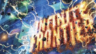 Infinite Frontier #0 preview