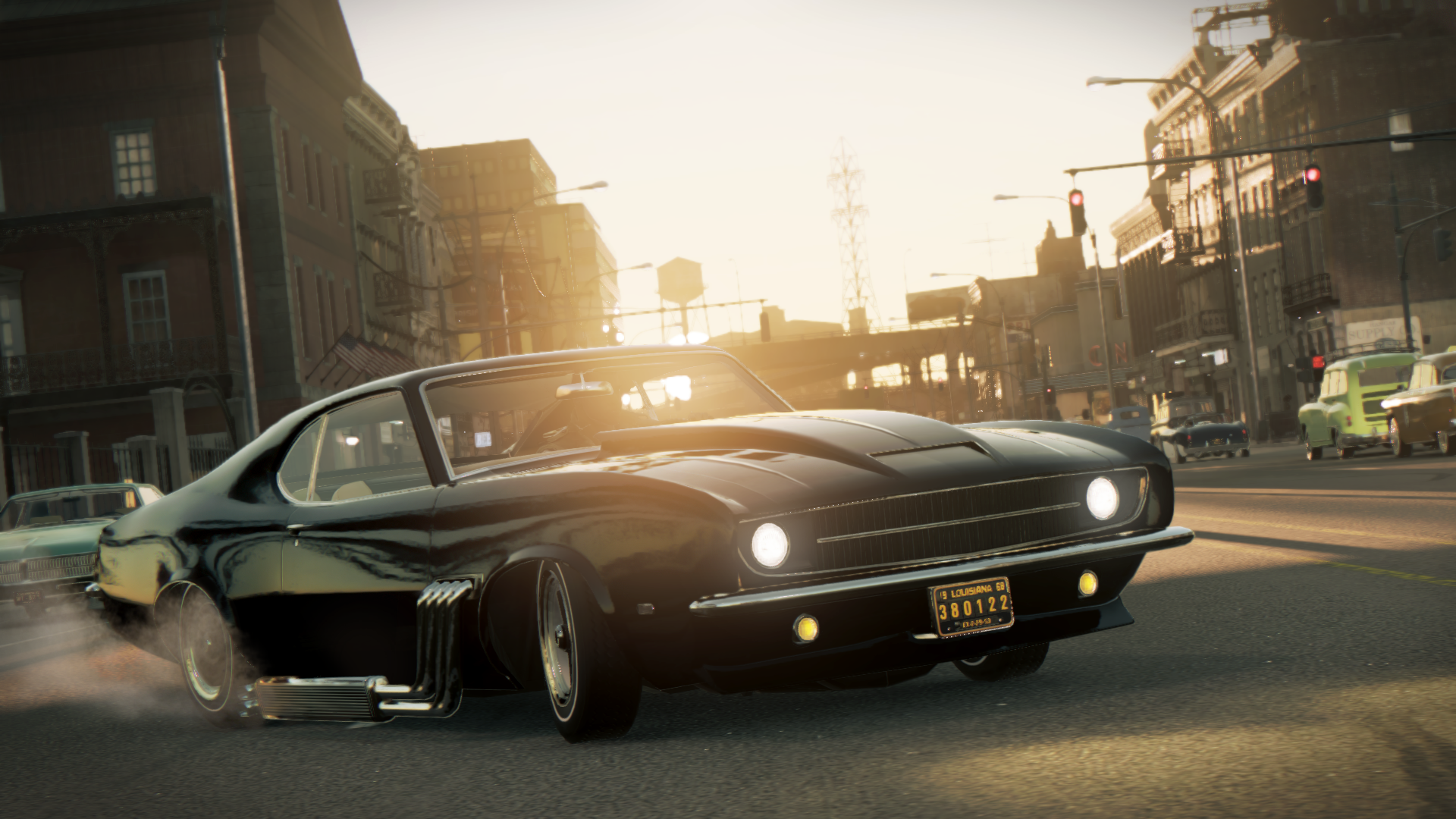 Here, have 20 minutes of Mafia 3 footage