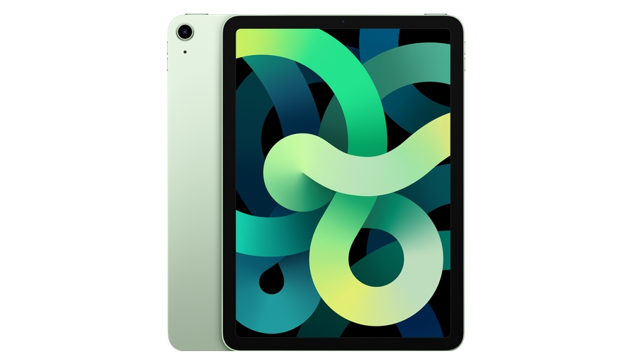 iPad Air 4 (2020) tablet with keyboard
