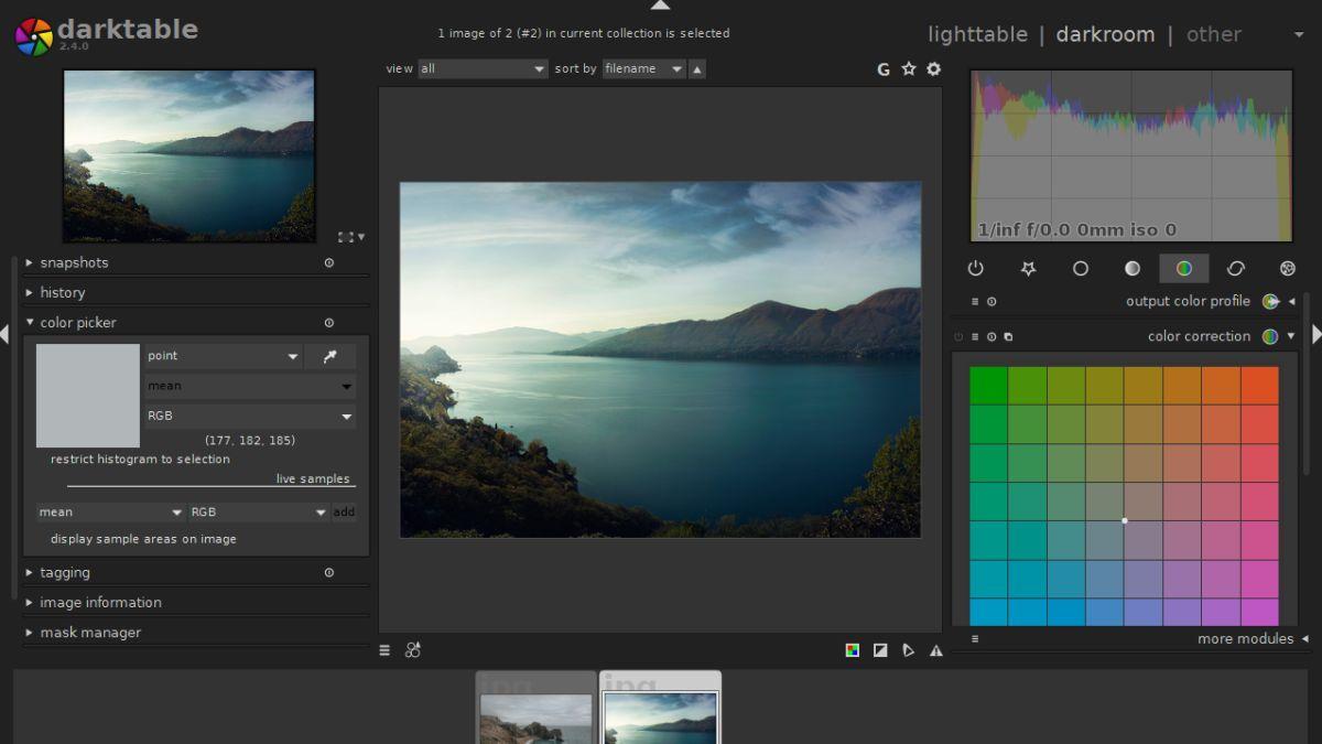 Free Lightroom alternative Darktable comes to Windows | TechRadar