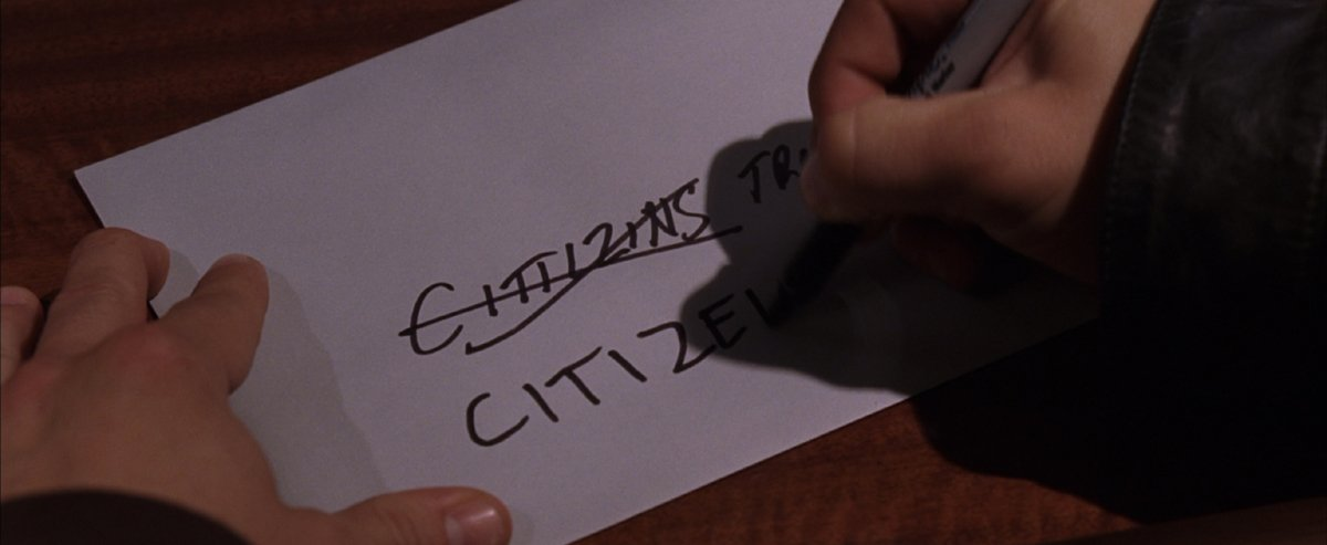 The Next Time You Watch The Departed, Pay Attention To The Xs #2478956