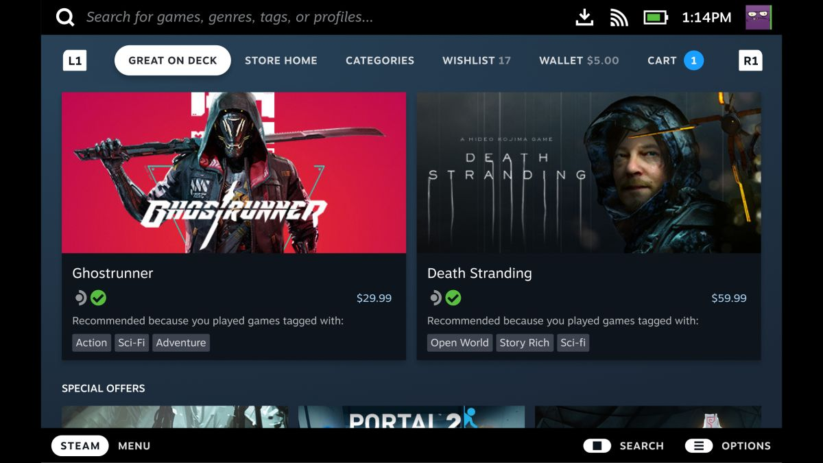 Photo of See Which Games Play Well On Valve Steam Deck with 'Deck Verified' Program