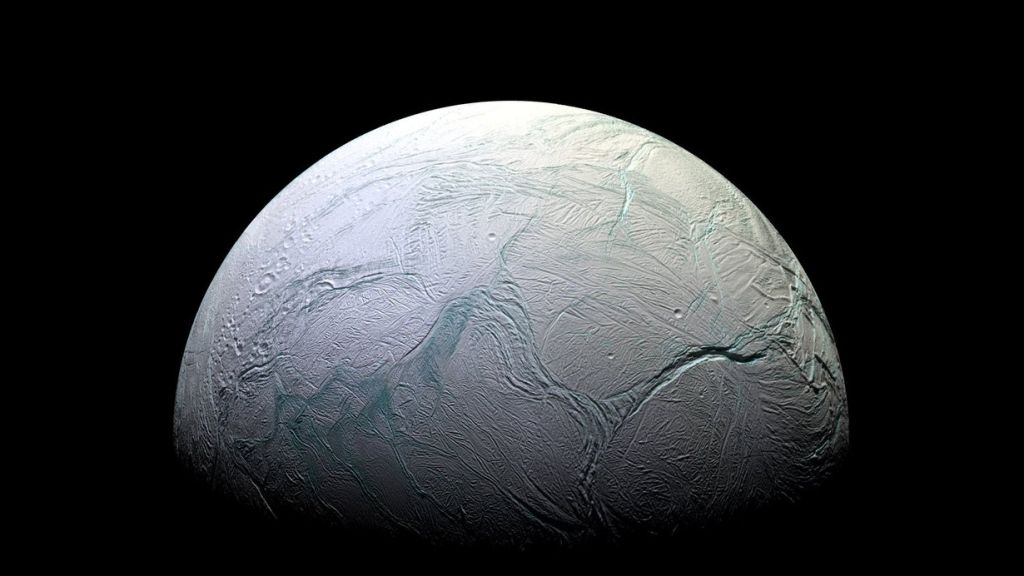 Methane in plume of Saturn's moon Enceladus could be sign of alien life, study suggests
