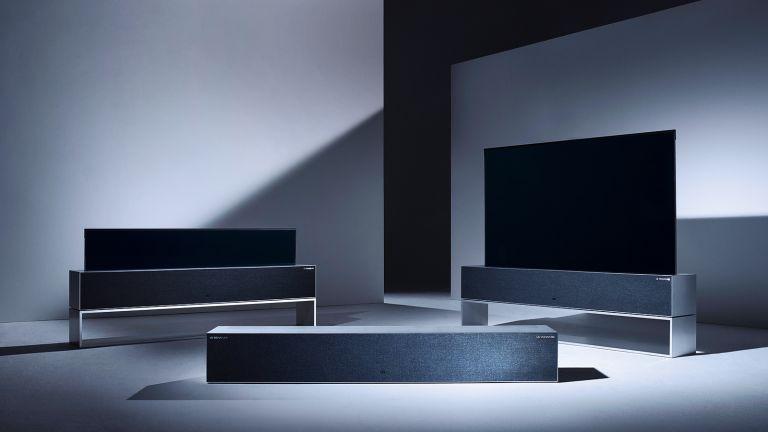 LG OLED R TV