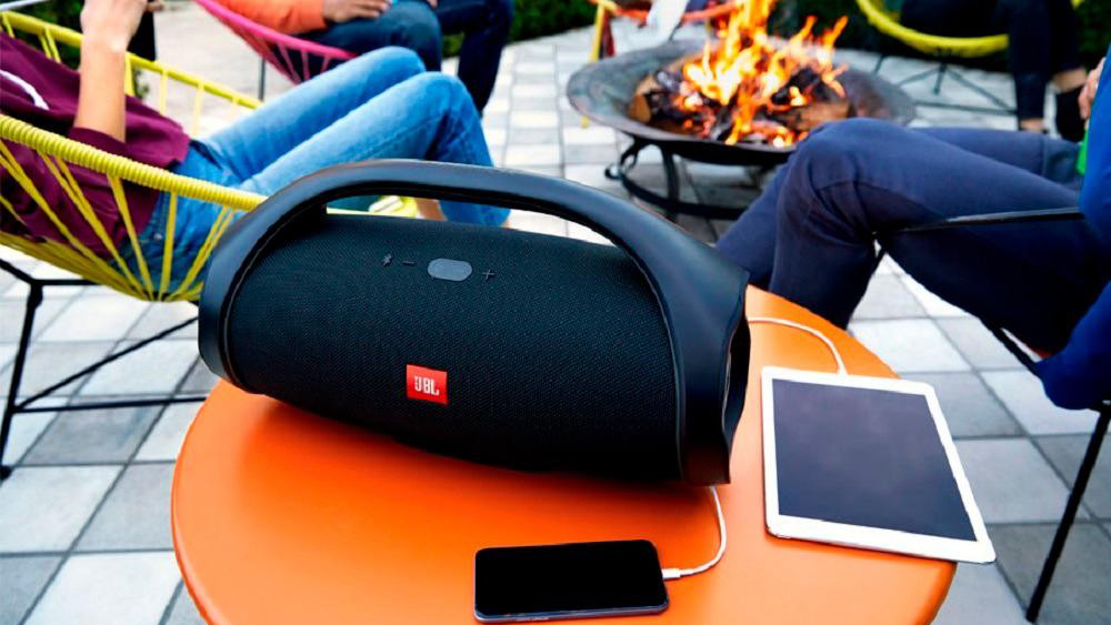 JBL Boombox review   TechRadar