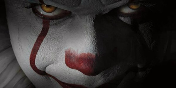 IT Pennywise evil smile