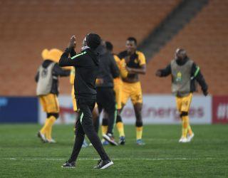 Arthur Zwane assistant coach Kaizer Chiefs
