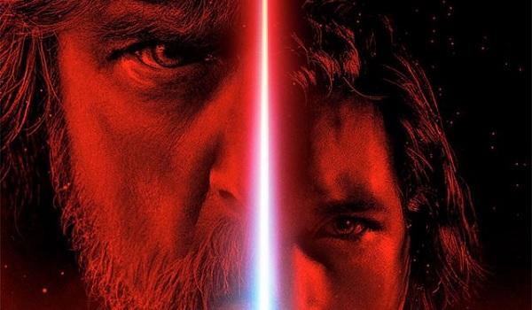 Star Wars: The Last Jedi Luke Kylo Split