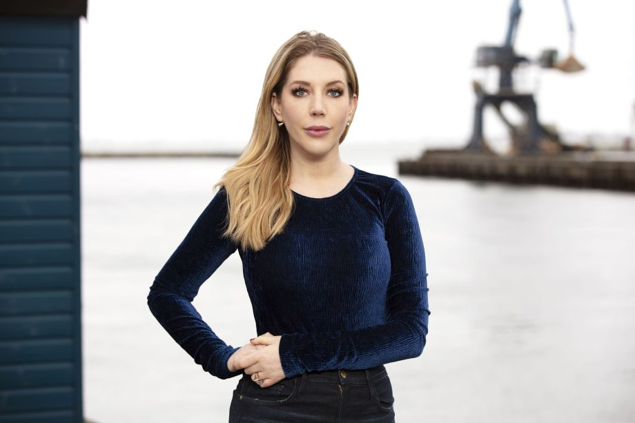 Katherine Ryan in Who Do You Think You Are?
