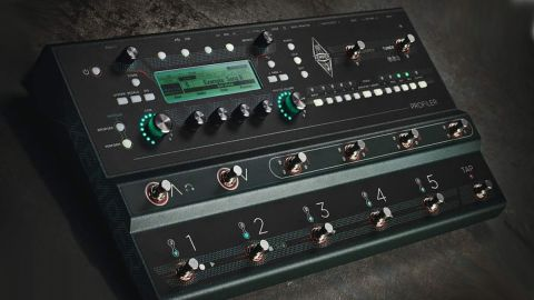 Kemper Profiler Stage review