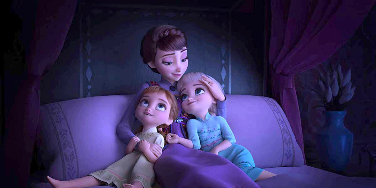 What Blows Evan Rachel Wood's Mind About Her Sweet Frozen II Lullaby