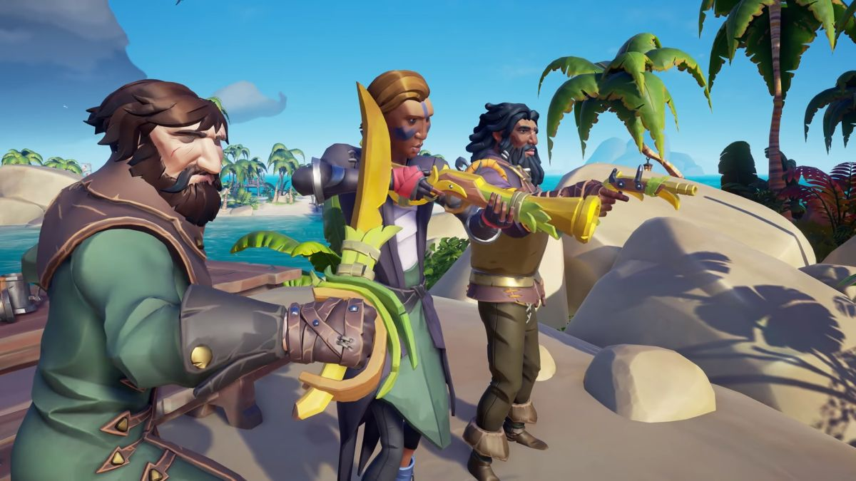 Sea of Thieves is bound for Steam