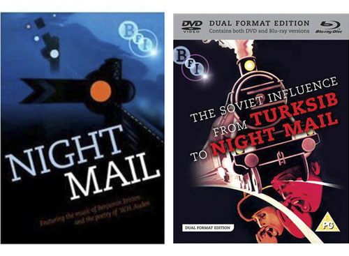 Another Chance to See | Night Mail - the classic British short ...