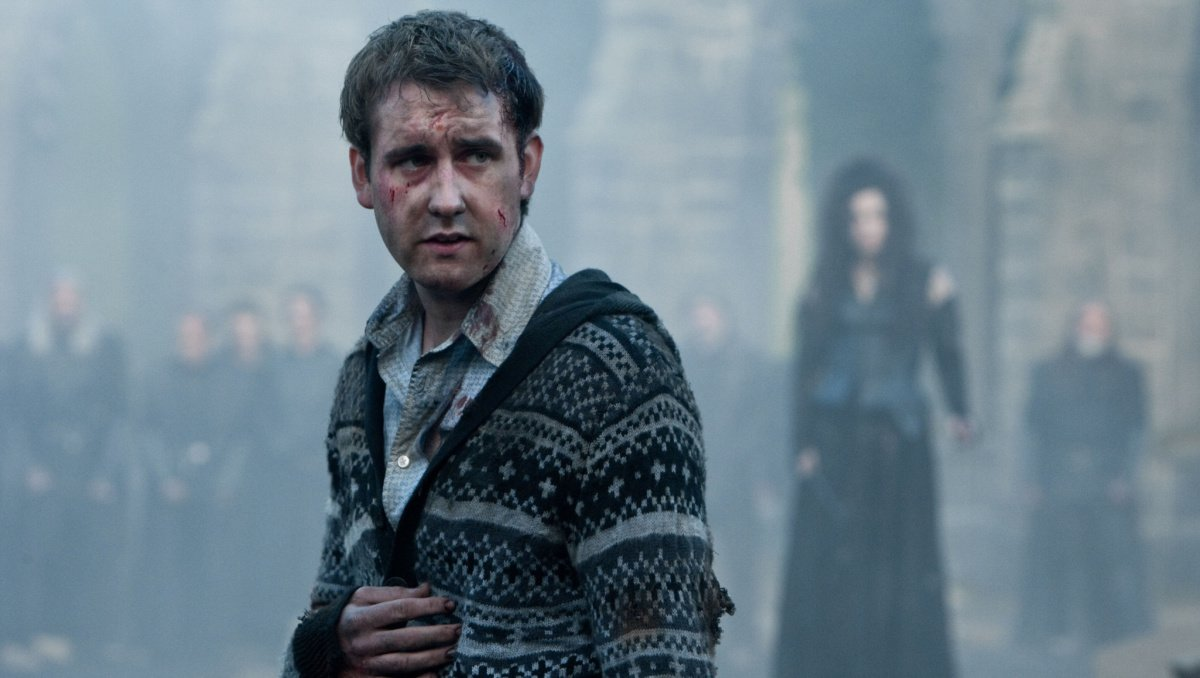 Neville Longbottom in Harry Potter and the Deathly Hollows: Part 2