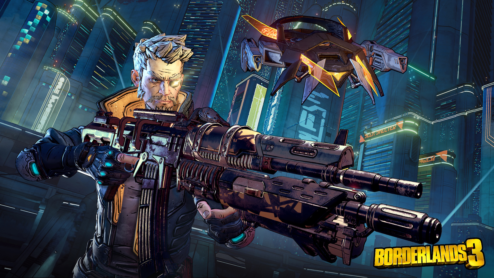 Borderlands 3 release date, trailers and new Borderlands