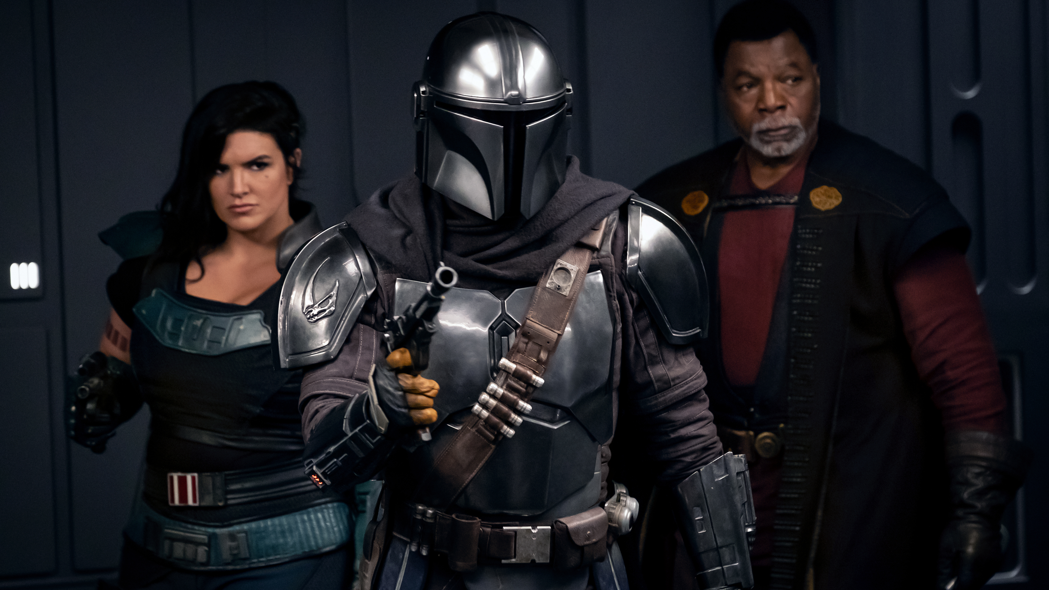 The Mandalorian Season 2 Release Date Trailer Cast And What We Know Techradar