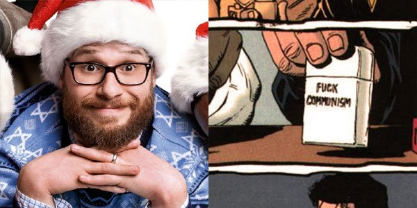 Seth Rogan Christmas.Watch Seth Rogen And The Night Before Cast Open The Perfect