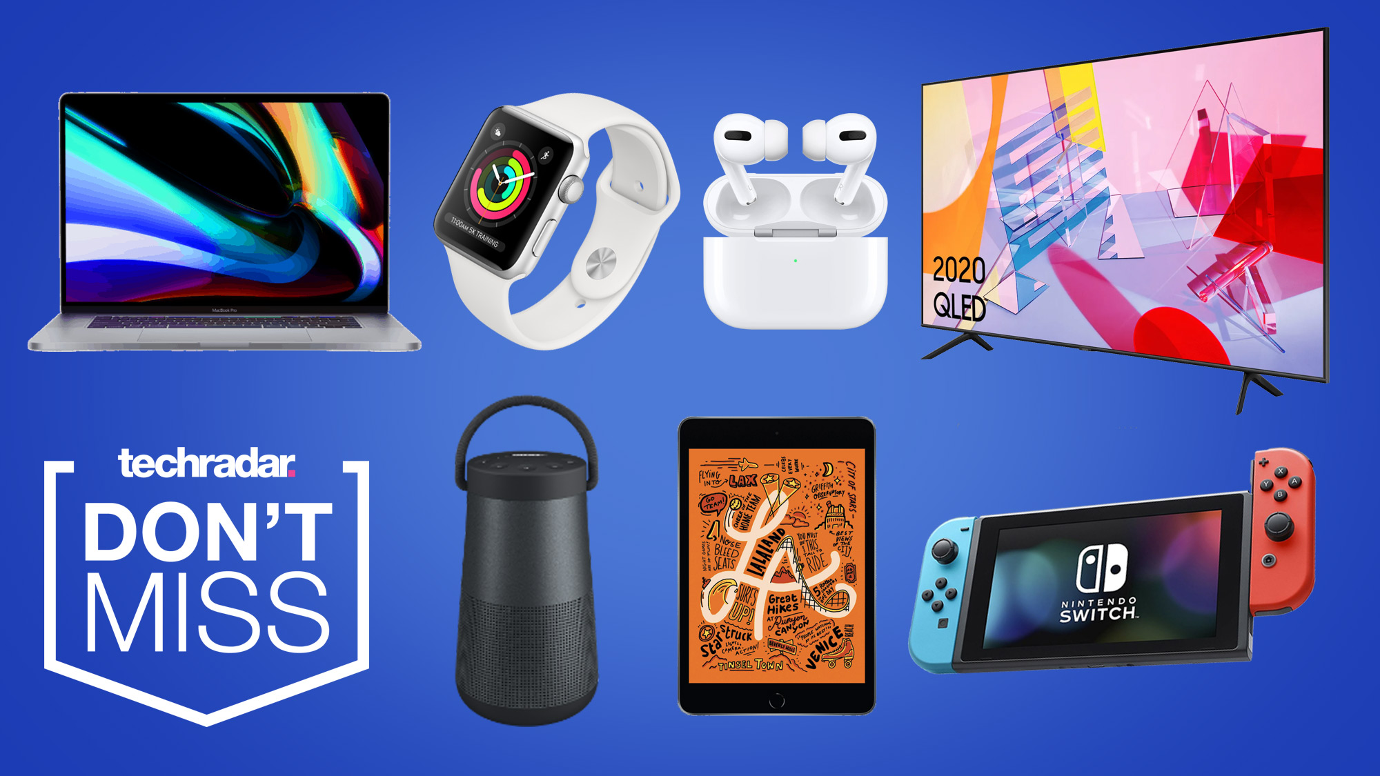 Bank Holiday sales 2020: the best deals on laptops, TVs, iPads, headphones and more thumbnail