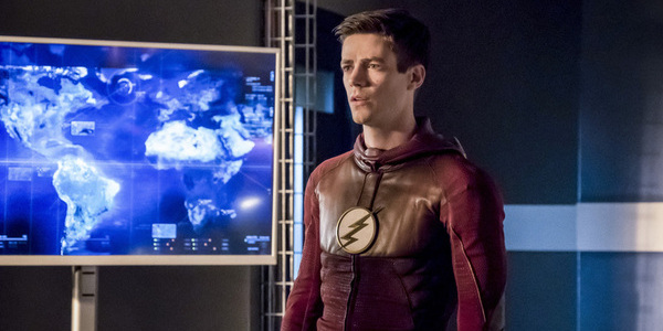 the flash barry allen the cw