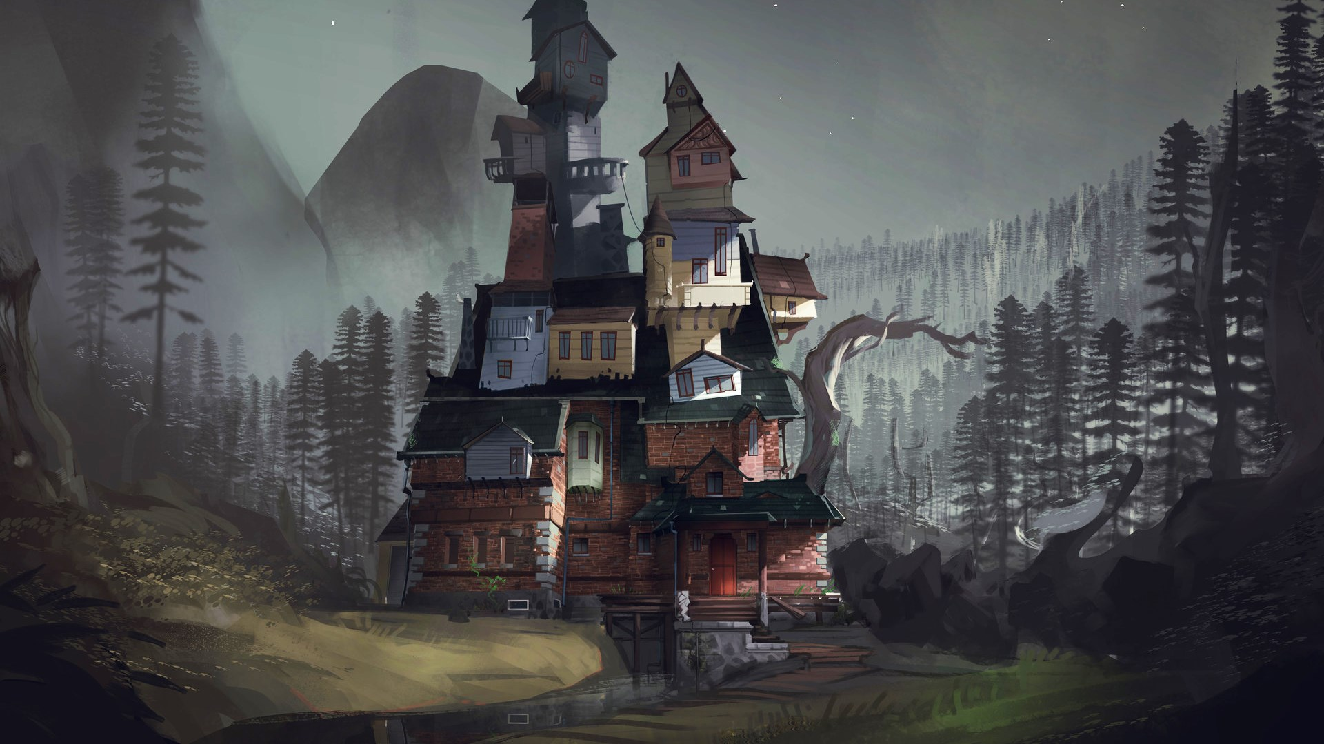 What Remains of Edith Finch is free on the Epic Games Store