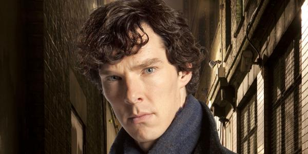 Sherlock Benedict Cumberbatch BBC