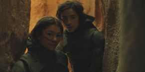 New Dune Image Reveals Glimpse At Zendaya, Timothée Chalamet, And More