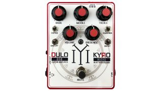 Kyro Audio has introduced the Dulo pedalboard solution