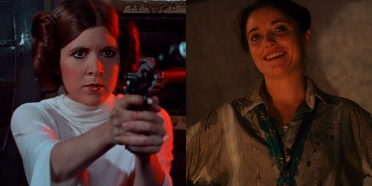 George Lucas Reveals What Characters Like Star Wars' Princess Leia And Raiders Of The Lost Ark's Marion Have In Common