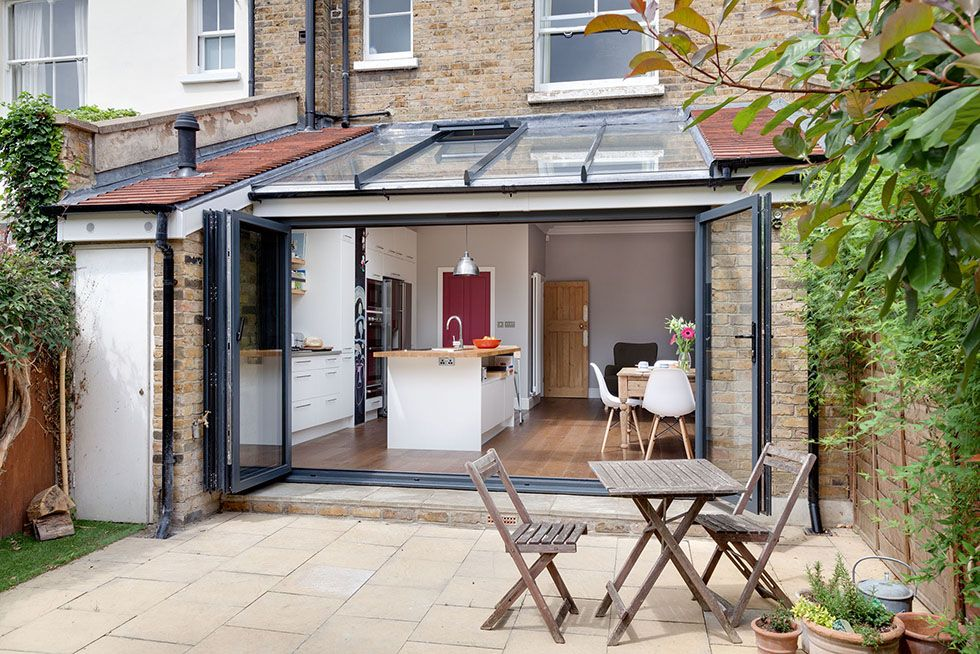 Family Kitchen Extension Updated Real Homes