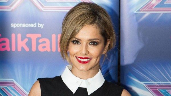 A picture of Cheryl Fernandez-Versini on the red carpet