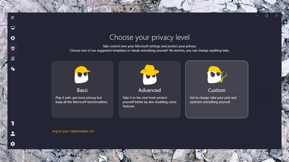CyberGhost Security Suite for Windows