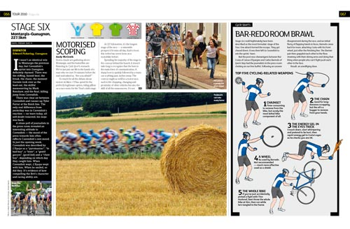 Cycle Sport September 2010 issue