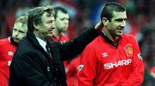 Alex Ferguson, Eric Cantona