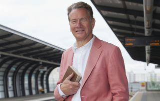 Michael Portillo in a new series of Great British Railway Journeys