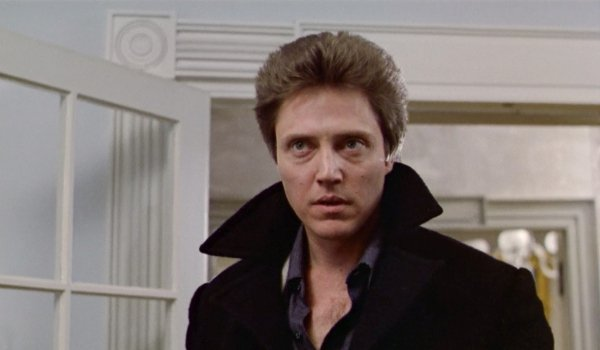 The Dead Zone Christopher Walken trying to warn someone of a vision
