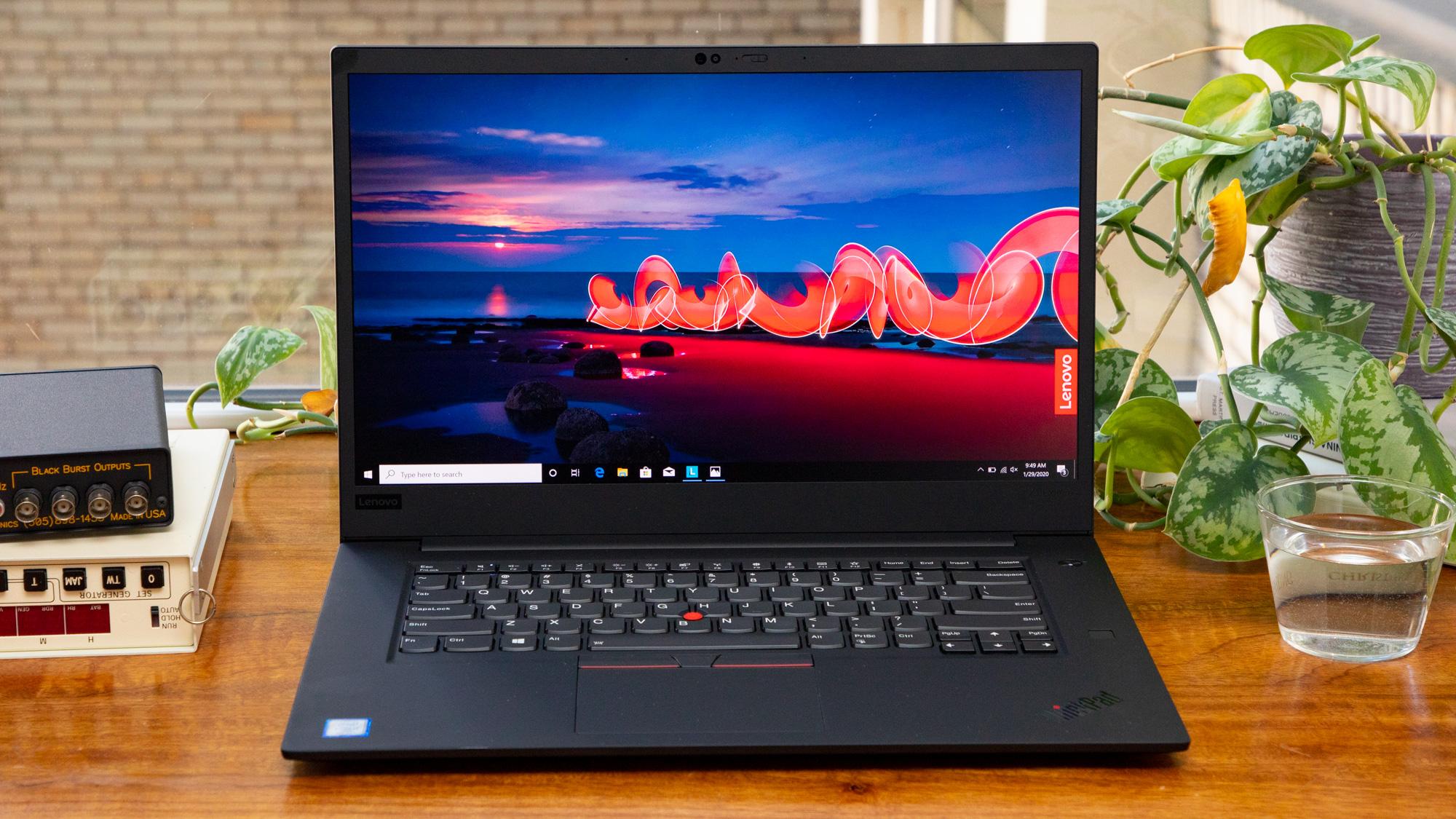 Lenovo ThinkPad X1 Extreme (2nd Gen) - 15.6