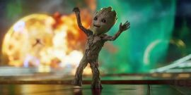 Guardians Of The Galaxy's James Gunn Reacts To Marvel Video Claiming To Know What Groot Is Saying