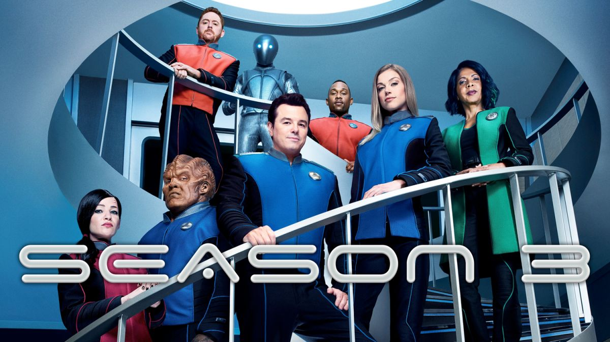 Hulu drops new teaser for 'The Orville' Season 3, announces 2022 premiere date