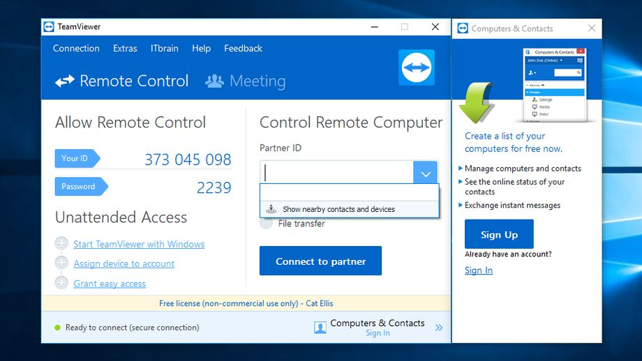 Teamviewer Review And Where To Download Review Techradar