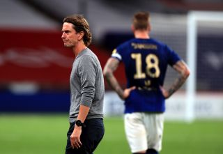 Fulham v Brentford – Sky Bet Championship Play Off Final – Wembley Stadium