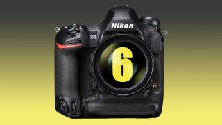 6 reasons to be hyped for the Nikon D6