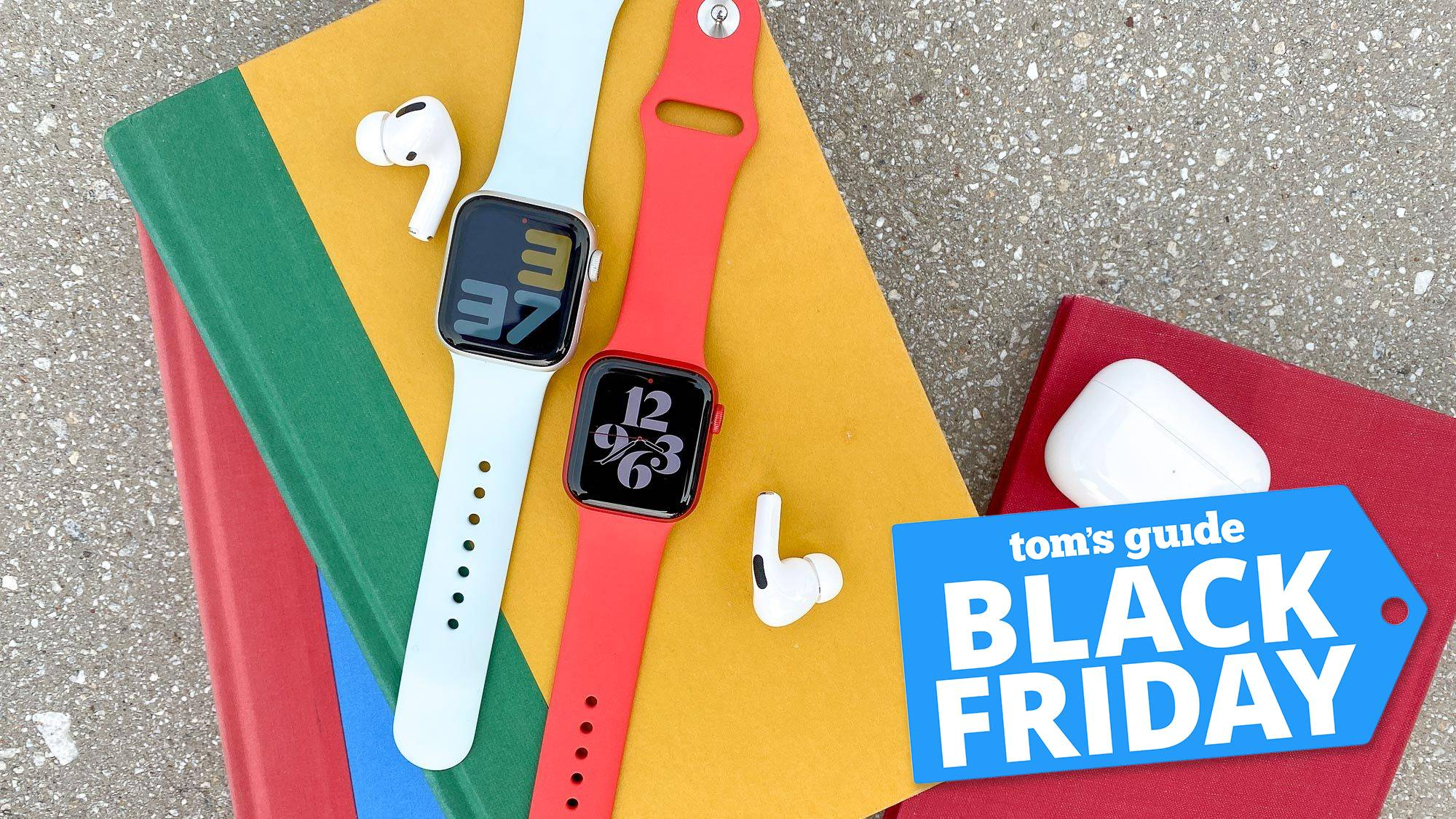 Black Friday Apple Watch Deals 2020 Apple Watch 6 Hits Lowest Price Ever Tom S Guide