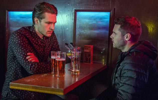 You're dumped! Aaron chucks Alex - will he get back with Robert?